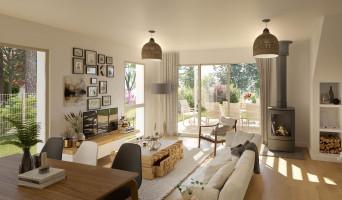 Lyon programme immobilier neuve « Secret de Jade »  (3)