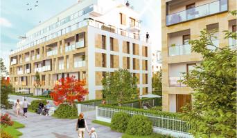Meudon programme immobilier neuve « Miroir d'O »  (2)