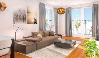 Meudon programme immobilier neuve « Miroir d'O »  (4)