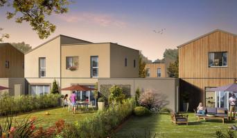 Saint-Jean-de-la-Ruelle programme immobilier neuve « Le Clos du Petit Bois »