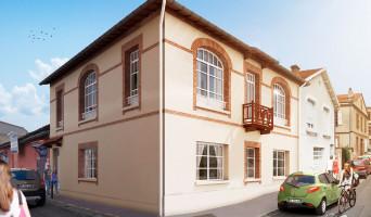 Toulouse programme immobilier neuve « Loréa »
