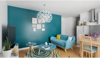 Toulouse programme immobilier neuve « Loréa »  (2)
