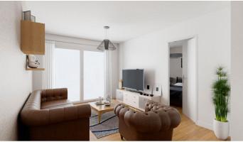 Toulouse programme immobilier neuve « Loréa »  (3)