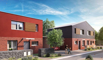 Amiens programme immobilier neuve « Le Domaine de la Licorne »