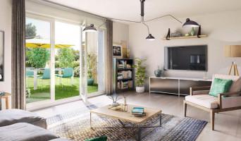 Amiens programme immobilier neuve « Le Domaine de la Licorne »  (2)