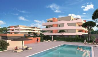 Sérignan programme immobilier neuve « Grand Large - Bât. B-C-D »