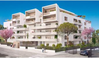 Marseille programme immobilier neuve « 10ème Sud »