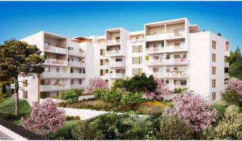 Marseille programme immobilier neuve « 10ème Sud »  (2)