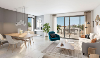 Marseille programme immobilier neuve « 10ème Sud »  (3)