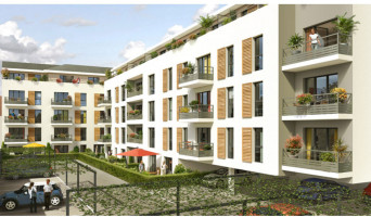 Mantes-la-Ville programme immobilier neuve « Programme immobilier n°214401 »  (2)