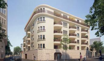 Toulon programme immobilier rénové « Les Balcons de Saint-Jean » en loi pinel