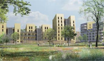 Strasbourg programme immobilier neuve « Greenwood » en Loi Pinel  (2)