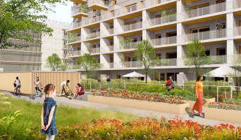 Strasbourg programme immobilier neuve « Greenwood » en Loi Pinel  (3)