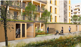 Strasbourg programme immobilier neuve « Greenwood » en Loi Pinel  (4)