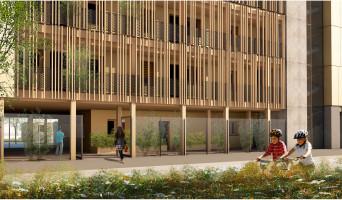 Strasbourg programme immobilier neuve « Greenwood » en Loi Pinel  (5)