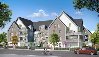 Bihorel programme immobilier neuve « Villa Bihorel »
