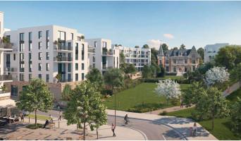 Poissy programme immobilier neuve « Instants Nature »