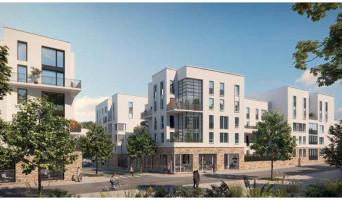 Poissy programme immobilier neuve « Instants Nature »  (2)