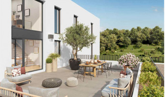 Poissy programme immobilier neuve « Instants Nature »  (3)