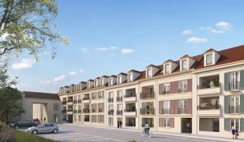 Louvres programme immobilier neuve « Le Colomier »