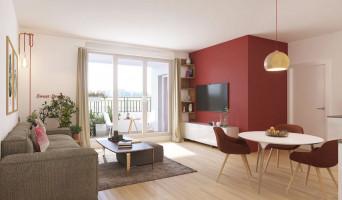 Louvres programme immobilier neuve « Le Colomier »  (2)