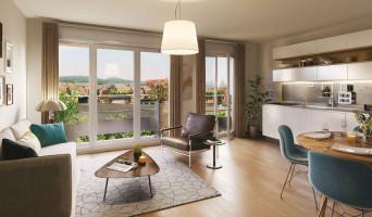 Montfermeil programme immobilier neuve « La résidence des vignes »  (2)