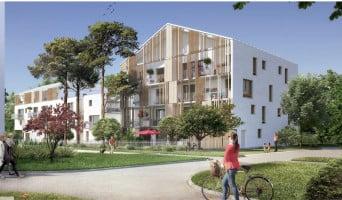 Reims programme immobilier neuve « Nature & Sens »