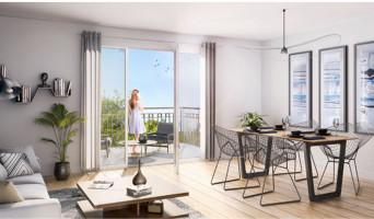 Reims programme immobilier neuve « Nature & Sens »  (2)