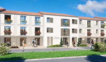 Saint-Pierre-d'Oléron programme immobilier rénové « Le Gambetta »