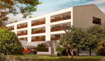 Cenon programme immobilier neuve « Domaine des Séquoias »  (2)