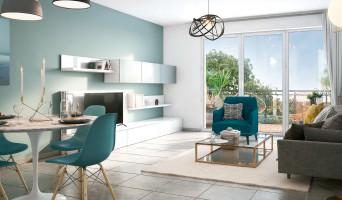 Cenon programme immobilier neuve « Domaine des Séquoias »  (3)