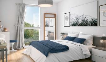 Cenon programme immobilier neuve « Domaine des Séquoias »  (4)