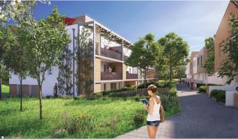 Strasbourg programme immobilier neuve « Les Muses »