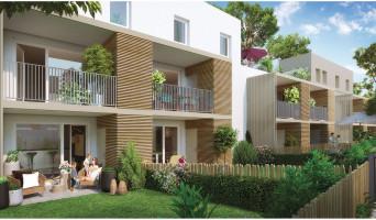 Strasbourg programme immobilier neuve « Les Muses »  (2)