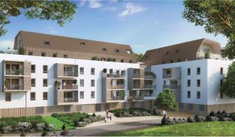 Strasbourg programme immobilier neuve « Les Muses »  (3)