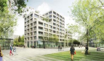 Annemasse programme immobilier neuve « Quai N°4 »