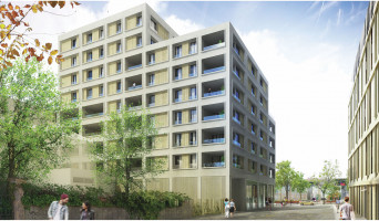 Annemasse programme immobilier neuve « Quai N°4 »  (2)