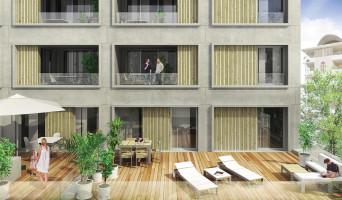 Annemasse programme immobilier neuve « Quai N°4 »  (3)