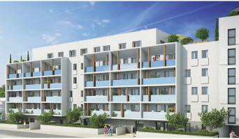 Cenon programme immobilier neuve « L'Airial »