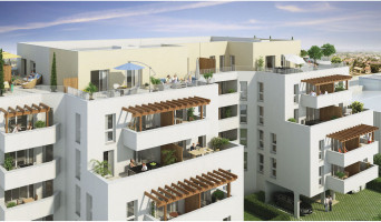 Cenon programme immobilier neuve « L'Airial »  (2)