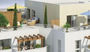 Cenon programme immobilier neuve « L'Airial »  (3)