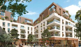 Chaville programme immobilier neuve « Carré Atrium »