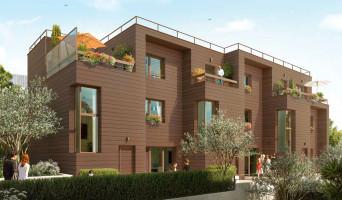 Chaville programme immobilier neuve « Carré Atrium »  (2)