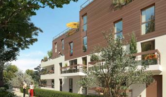 Chaville programme immobilier neuve « Carré Atrium »  (3)