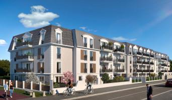 Sainte-Geneviève-des-Bois programme immobilier neuve « Magnifi'Sens »