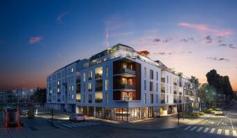 Joué-lès-Tours programme immobilier rénové « Evidence » en loi pinel