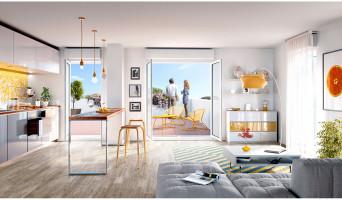 Joué-lès-Tours programme immobilier neuve « Evidence » en Loi Pinel  (2)