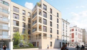 Montrouge programme immobilier neuve « Cityzen »