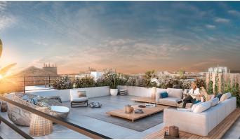 Montrouge programme immobilier neuve « Cityzen »  (4)
