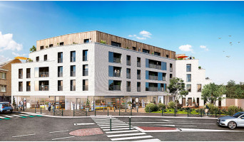 Loos programme immobilier neuve « Epure »